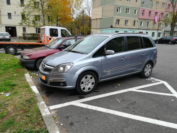 Vand Opel Zafira B