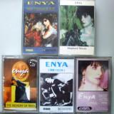 ENYA  ,  5  CASETE  AUDIO !, Casete audio
