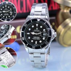 Ceas Luxury Rolex Submariner Black EditionBarbati - Ceas barbatesc, Quartz