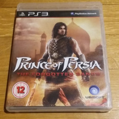 PS3 Prince of Persia The forgotten sands - joc original by WADDER - Jocuri PS3 Ubisoft, Actiune, 12+, Single player