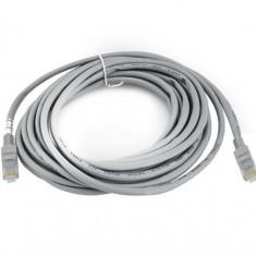 Cablu de Retea LAN Mufat, Lungime 5m - Cablu retea