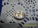 Insigna      AS Petrolul  Arad