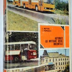 Autobuze cu motoare diesel orizontale - Carti Transporturi