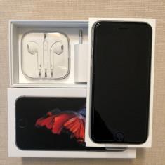 IPhone 6s, silver, 64GB, NEVERLOCKED - Telefon iPhone Apple, Argintiu, Neblocat