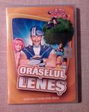 DVD Oraselul lenes - film pentru copii, sezon 2-disc 4, Romana