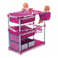 Patut dublu Papusi Twin Doll Hauck - Papusa