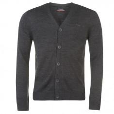 Bluza Pulover Barbati Pierre Cardin Cardigan Grey original - marimea S - Bluza barbati, Marime: S, Culoare: Gri