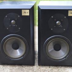 Boxe Akustik Labors model NO 4 HiEnd Speakers, Boxe compacte