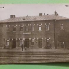 Gara Alexandria Teleorman, Circulata, Printata, Romania 1900 - 1950