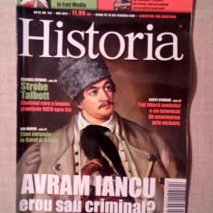 Revista Historia, nr 113 mai 2011, Avram Iancu, erau sau criminal? - Revista culturale