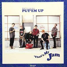 B.A.P. - Put'em Up -Reissue- ( 1 CD ) - Extinctor Auto