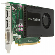 Placa video nVidia Quadro K2000 2GB GDDR5 - second hand - Placa video PC