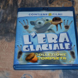 Desen Animat - Ice Age Collection - 5 Filme [5 Blu-Ray Discs], Import