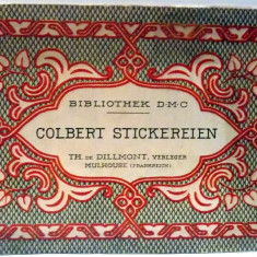 COLBERT STICKEREIEN - Carte Fabule