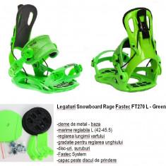 Legaturi snowboard stare perfecta - Echipament snowboard