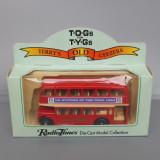 Autobuz Bristol Lodekka Radio Times, Lledo - Macheta auto