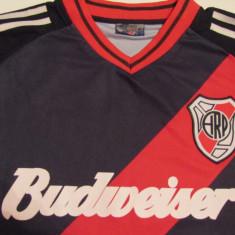 Tricou fotbal - RIVER PLATE (Argentina) - Tricou echipa fotbal, Marime: L, Culoare: Din imagine, De club, Maneca scurta