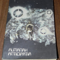 Almanah almanahul Anticipatia 1987 - Carte SF