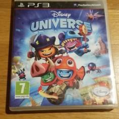 PS3 Disney Universe - joc original by WADDER, Arcade, 3+, Multiplayer