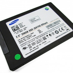 SSD Samsung 830 Series 256 GB 2.5 - second hand