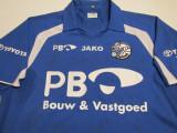 Tricou fotbal - FC DEN BOSCH (Olanda) cu autografe originale, M, Din imagine, De club