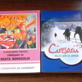 Ciresarii vol 3-4 Roata norocului Aripi de zapada - Constantin Chirita - Carte de povesti