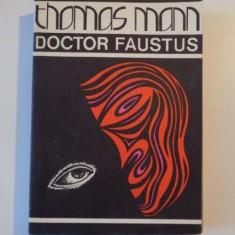 DOCTOR FAUSTUS de THOMAS MANN, 1970 - Nuvela