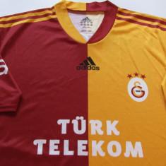 Tricou fotbal - GALATASARAY ISTANBUL (Turcia) - Tricou echipa fotbal, Marime: L, Culoare: Din imagine
