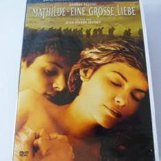 Mathilde - marea dragoste  - dvd