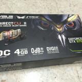 Placa video Gforce GTX 970 OC STRIX 4 GB DDR5, cu garantie pana 2020 - Placa video PC Asus