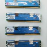 Kit Memorie Kingston HyperX DDR2 4x1GB - Memorie RAM