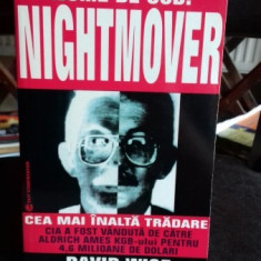 NUME DE COD: NIGHTMOVER - DAVID WISE