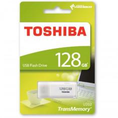 Stick USB (Flash drive)TOSHIBA 128Gb THN-U202W1280E4, TransMemory U202-Sigilat, USB 2.0