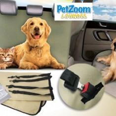 Pet Zoom Loungee - protectie pt. bancheta masinii