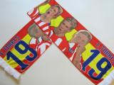 Esarfa fotbal - jucatorul Fernando Torres (Atletico Madrid)