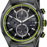 Citizen CA0435-51E ceas barbati solar 100% original Garantie. livrare rapida - Ceas barbatesc Citizen, Casual, Quartz, Inox, Baterie solara
