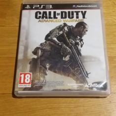 PS3 Call of duty Advanced warfare - joc original by WADDER - Jocuri PS3 Activision, Shooting, 18+, Multiplayer