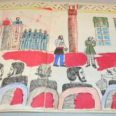 Mos Ion Roata si unirea - Ion Creanga - 1984 - Carte de povesti