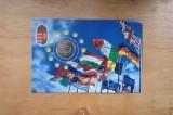 50 forint 2004 Commemorativa in pliant de prezentare