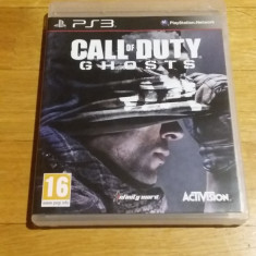 PS3 Call of duty Ghosts - joc original by WADDER, Shooting, 16+, Multiplayer, Activision