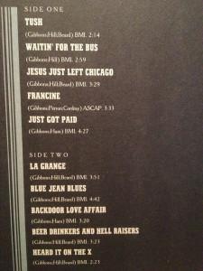 ZZ TOP - THE BEST OF (1977/WARNER/RFG) - Vinil/Vinyl/Analog/Impecabil