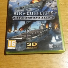 Air conflicts Pacific carriers joc original xbox 360 PAL / 3D comp / by WADDER - Jocuri Xbox 360, Simulatoare, 16+, Single player