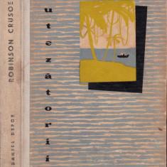 Robinson Crusoe - Carte de povesti