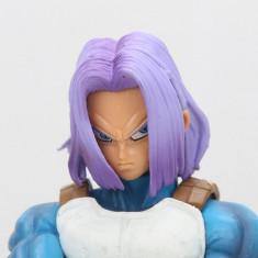 Figurina Trunks Dragon Ball Z Super Saiyan 18 cm