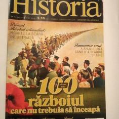 D- Revista Historia nr 149 iunie 2014, 100 de ani de la razboiul care nu trebuia - Revista culturale
