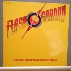 QUEEN - FLASH GORDON (1980/EMI rec/RFG) - Vinil/Rock/Analog/Impecabil (NM) - Muzica Rock emi records