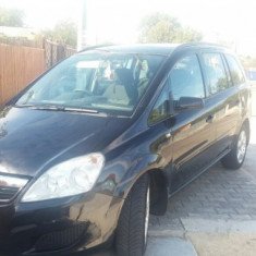 Opel Zafira Exclusiv, An Fabricatie: 2008, Benzina, 20100 km, 1796 cmc
