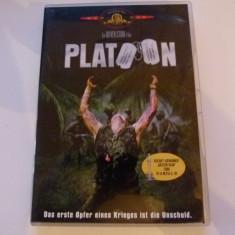 Platoon - dvd - Film Colectie, Engleza