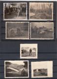 MILITARA  LOT  FOTOGRAFII  MILITARE  1941, Alb-Negru, Militar, Romania 1900 - 1950