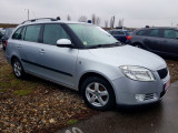 Skoda fabia 2009, Motorina/Diesel, Break